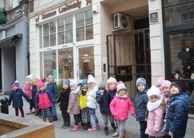 Wycieczka do Muzeum Czekolady