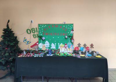 Kiermasz Świąteczny-16.12.2019r.