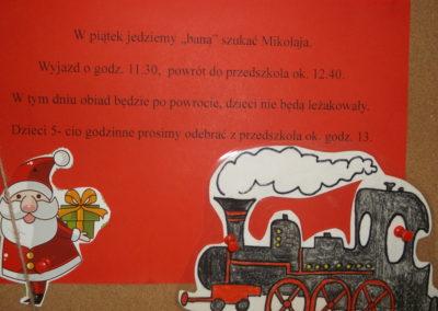 Wycieczka do Słupi Wielkiej- szukamy Mikołaja