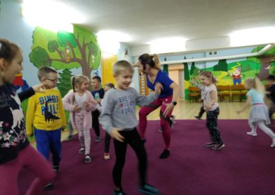 Zajęcia Dance Kids