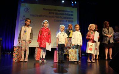 Festiwal Piosenki Przedszkolaków Czerwonak 2019- Eliminacje