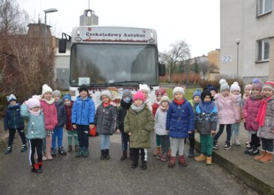 Warsztaty w Czekoladowym Autobusie